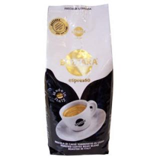 Bazzara Costarica (Бадзара Костарика), плантационный кофе в зернах (1кг) и кофемашина с механическим капучинатором