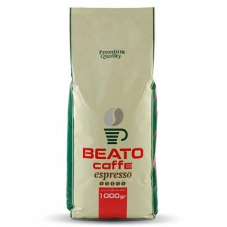 Beato Classico (F), Эфиопия, кофе в зернах (1кг), вакуумная упаковка (Доставка кофе в офис) и кофемашина с автоматическим капучинатором, за мкад