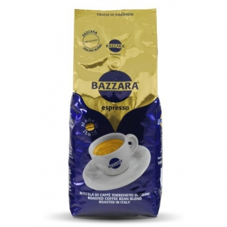 Bazzara Cappuccino (Бадзара Капучино), кофе в зернах (1кг), вакуумная упаковка и кофемашина с механическим капучинатором, за мкад