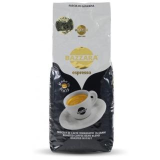Bazzara Top12 (Бадзара Топ12), кофе в зернах (1кг), вакуумная упаковка для 2группных кофемашин