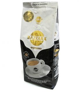 Bazzara Etiopia Sidamo (Бадзара Эфиопия Сидамо), кофе в зернах (1кг), вакуумная упаковка для 2группных кофемашин