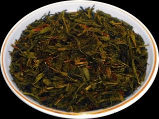 Чай зеленый HANSA TEA Сенча, 500 г, фольгированный пакет, крупнолистовой зеленый чай, купить чай
