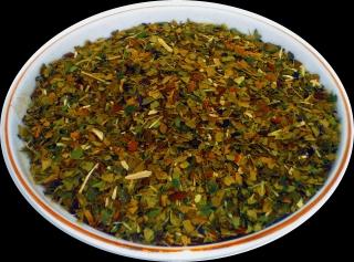 Чай Зеленый HANSA TEA Зеленый, 500 г, фольгированный пакет, крупнолистовой мате чай