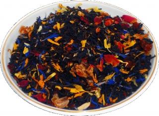 Чай черный HANSA TEA Амурский барбарис, 500 г, фольгированный пакет, крупнолистовой  чай, купить чай