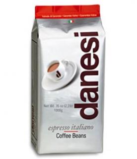 Danesi Classic (Данези Классик), кофе в зернах (1кг), вакуумная упаковка
