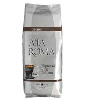 Alta Roma Crema (Альта Рома Крема), кофе в зернах (1кг), вакуумная упаковка