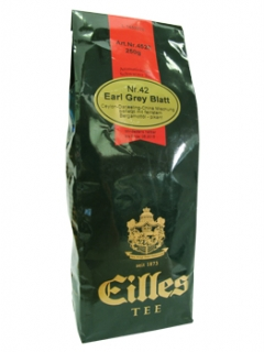 Чай Eilles  EARL GREY Айллес чай черный Эрл Грейт № 42 4528 уп. 250г