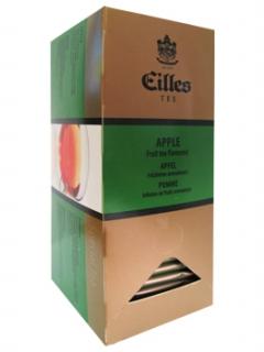 Чай Eilles Apple Fruchte Айллес фруктовый, яблоко  (25 саше по 1,5гр.) № 4858