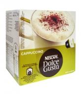 Кофе в капсулах Nescafe Dolce Gusto Cappuccino (Капуччино) упаковка 16 капсул