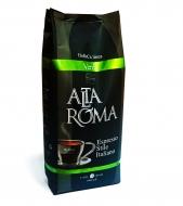 Кофе в зернах Alta Roma Verde (Альта Рома Верде) 1кг, вакуумная упаковка, доставка кофе в офис и кофемашина с автоматическим капучинатором, за мкад