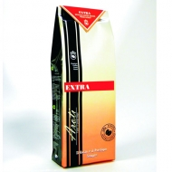 Кофе в зернах Aroti Extra (Ароти Экстра) 1 кг, вакуумная упаковка и кофемашина с автоматическим капучинатором, за мкад