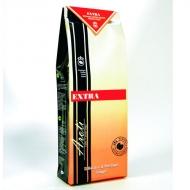 Кофе в зернах Aroti Extra (Ароти Экстра) 1 кг, вакуумная упаковка и кофемашина с автоматическим капучинатором