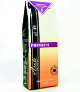 Кофе в зернах Aroti Premium (Ароти Премиум) 1 кг, вакуумная упаковка и кофемашина с автоматическим капучинатором