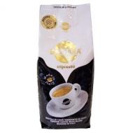 Bazzara Costarica (Бадзара Костарика), плантационный кофе в зернах (1кг) и кофемашина с автоматическим капучинатором