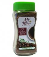 Кофе MyTime Anti-Oxy (Май Тайм Анти-окси) 95 г, сублимированный кофе, стеклянная банка