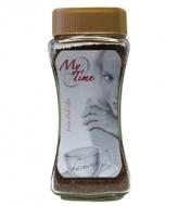 Кофе MyTime Anti-Oxy (Май Тайм Анти-окси) 190 г, сублимированный кофе, стеклянная банка