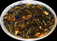 Чай травяной HANSA TEA Спокойной ночи, 500 г, фольгированный пакет, крупнолистовой с травами чай, купить чай с травами