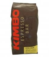 Kimbo Extra Сream (Кимбо Экстра Крим) кофе в зернах, вакуумная упаковка (1кг)