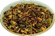 Чай травяной HANSA TEA Женьшеневая Долина, 500 г, фольгированный пакет, крупнолистовой с травами чай, купить чай с травами