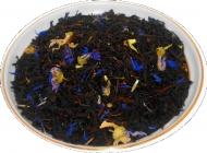 Чай черный HANSA TEA Эрл Грей голубой цветок, 500 г, фольгированный пакет, крупнолистовой  чай, купить чай