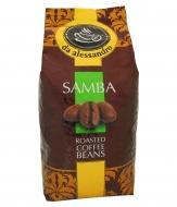 Кофе в зернах Da Alessandro Samba art.35 (Де Алессандро Самба арт.35) 1кг, вакуумная упаковка
