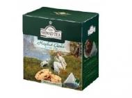 Чай черный Ahmad Tea Hazelnut Cookie (Ахмад Ореховое Печенье), байховый листовой (20 пирамидок по 1,8гр. в уп.)