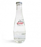Минеральная вода Evian, 0,33л стекло