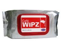 Салфетки влажные для ухода за кофейным оборудованием Cafe WIPZ